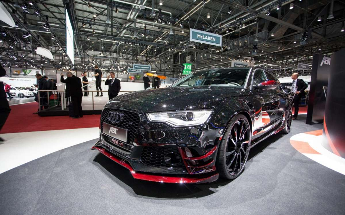 ABT RS6-R, tuning Audi RS6