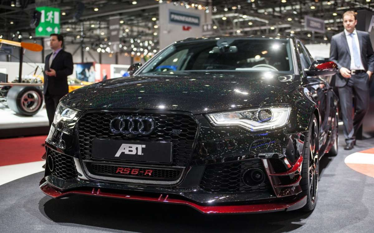 ABT RS6-R muso