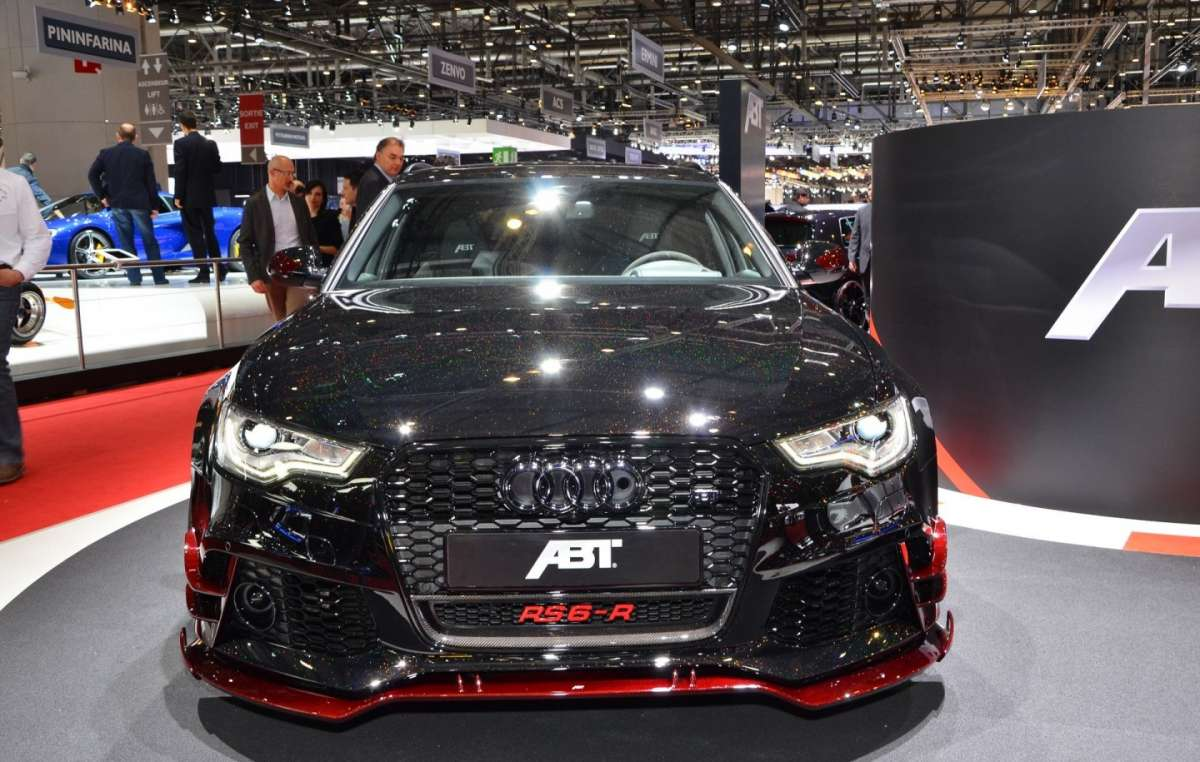 Audi RS6 by ABT RS6-R