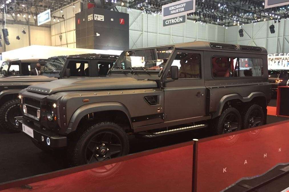 Land Rover Defender by Kahn