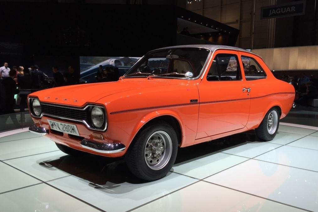 Ford Escort Mexico 1970