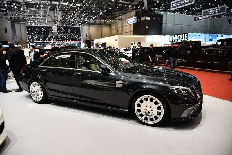 Mercedes Classe E by Carlsson