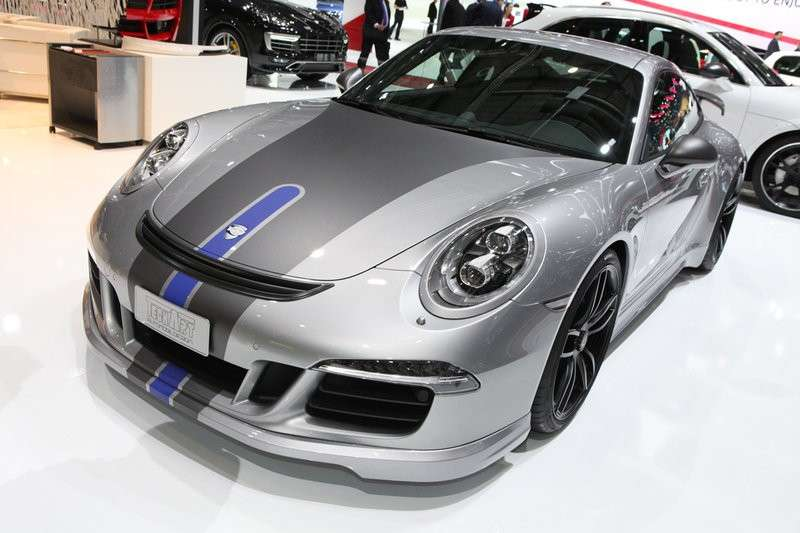 muso Porsche 911 Carrera GTS by TechArt