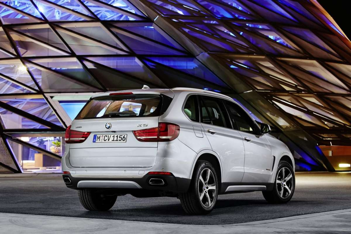 BMW X5 xDrive40e ibrida plug-in