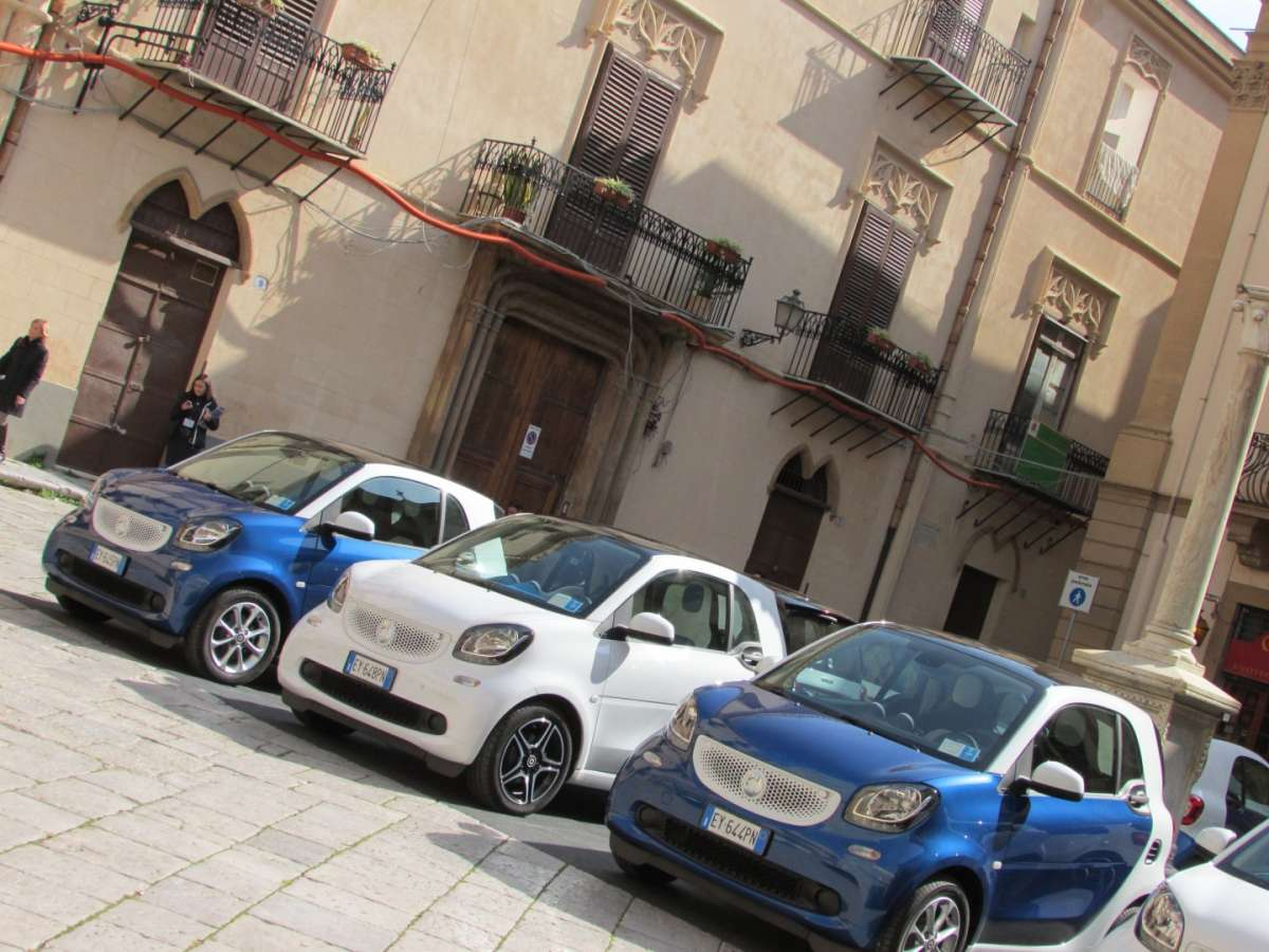 Tre Smart ForTwo Twinamic