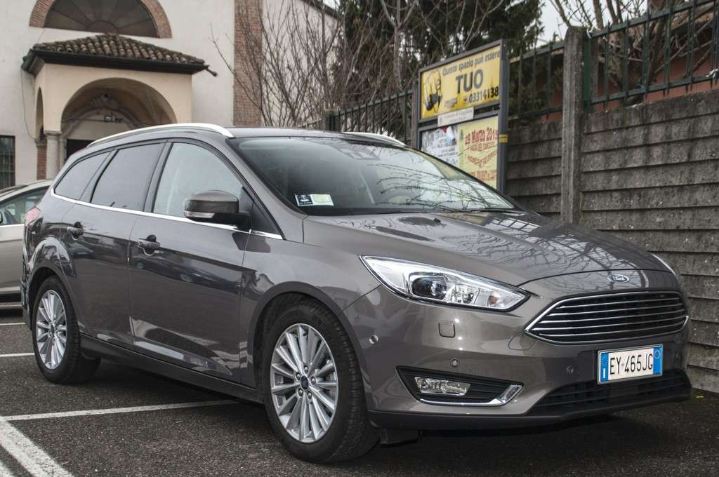 Ford Focus 2015: test drive