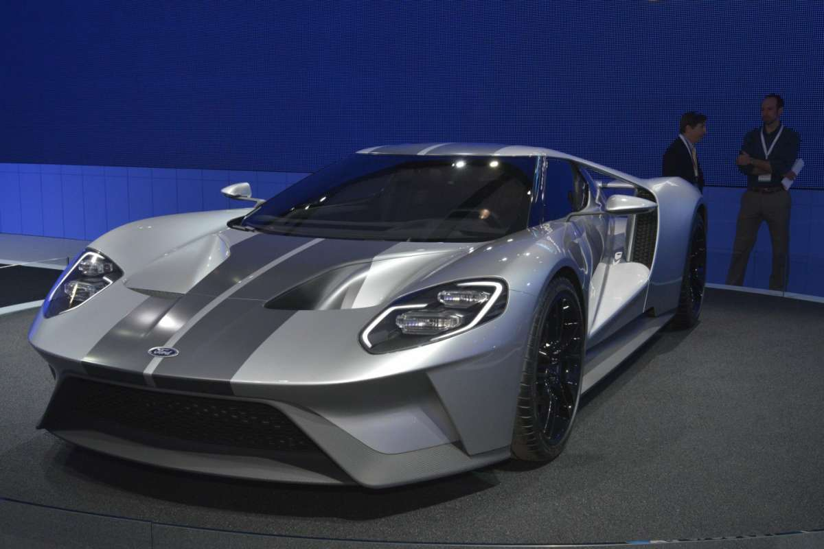 Ford GT, Salone New York 2015 (1)