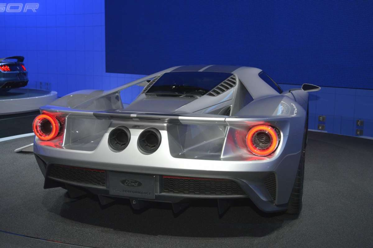 Ford GT, Salone New York 2015 (3)