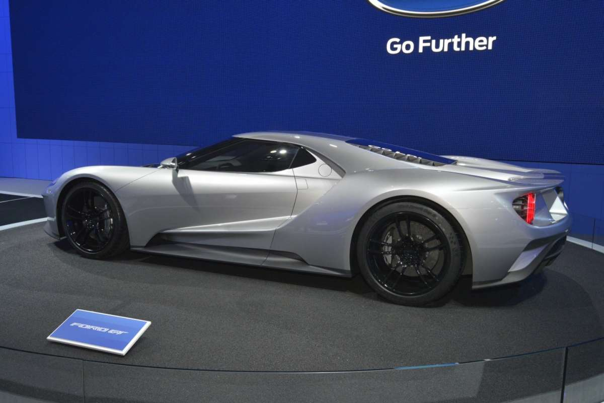 Ford GT, Salone New York 2015 (4)