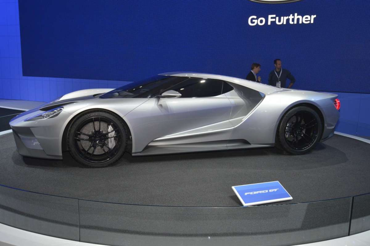 Ford GT, Salone New York 2015 (5)