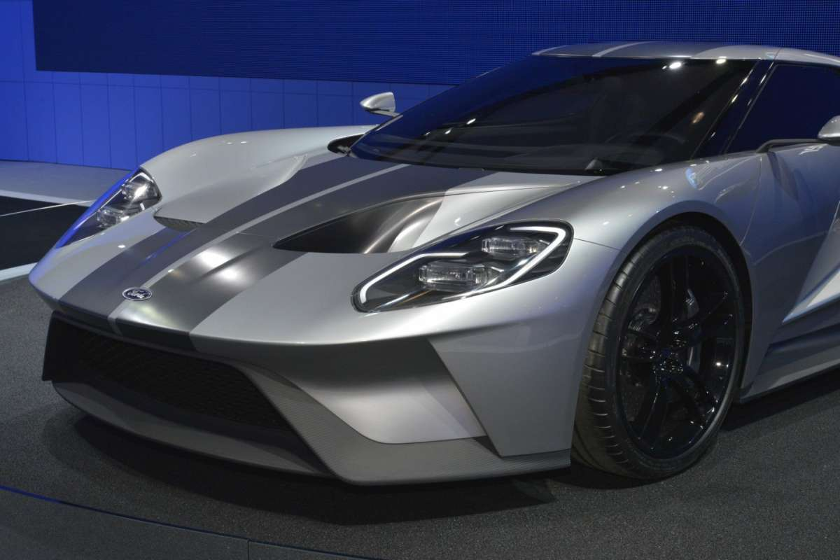 Ford GT, Salone New York 2015 (6)