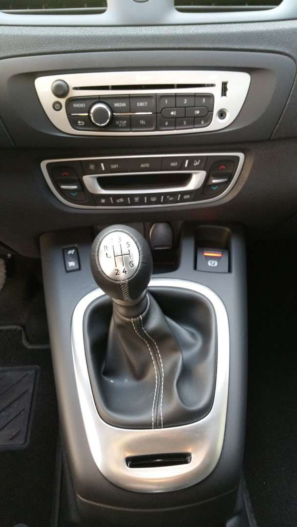 Cambio manuale Renault Scenic XMOD