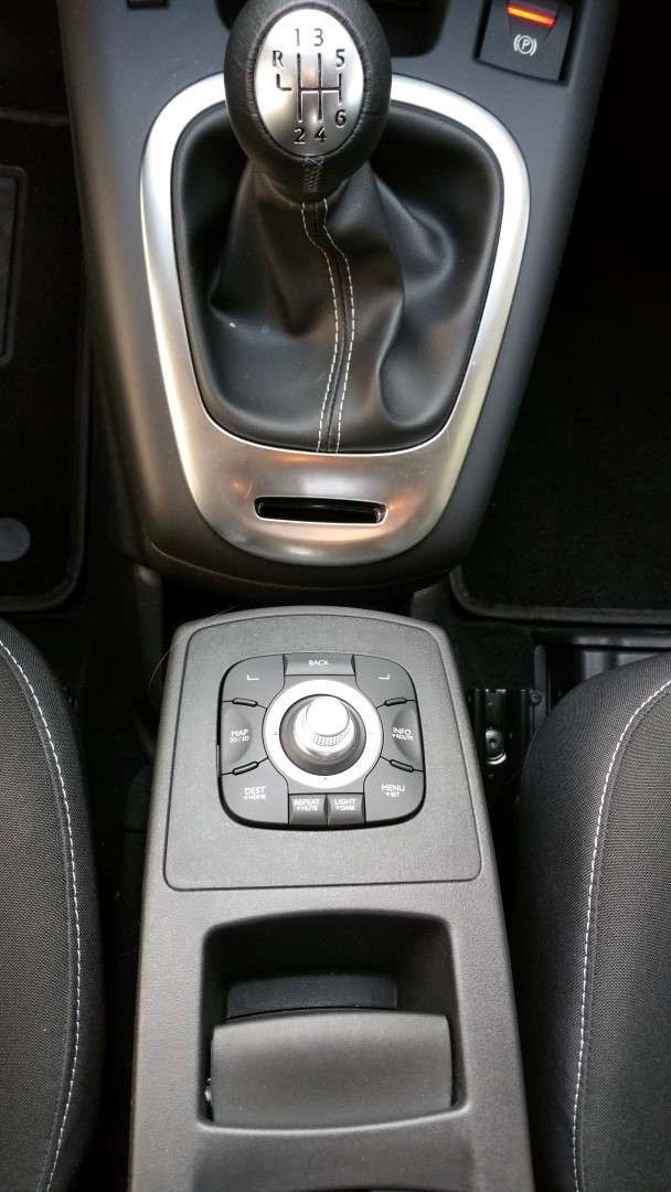 Optional di Renault Scenic XMOD