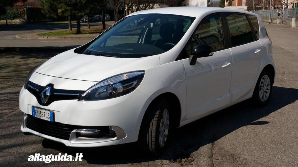 Renault Scenic XMOD 1,5 dci 110cv