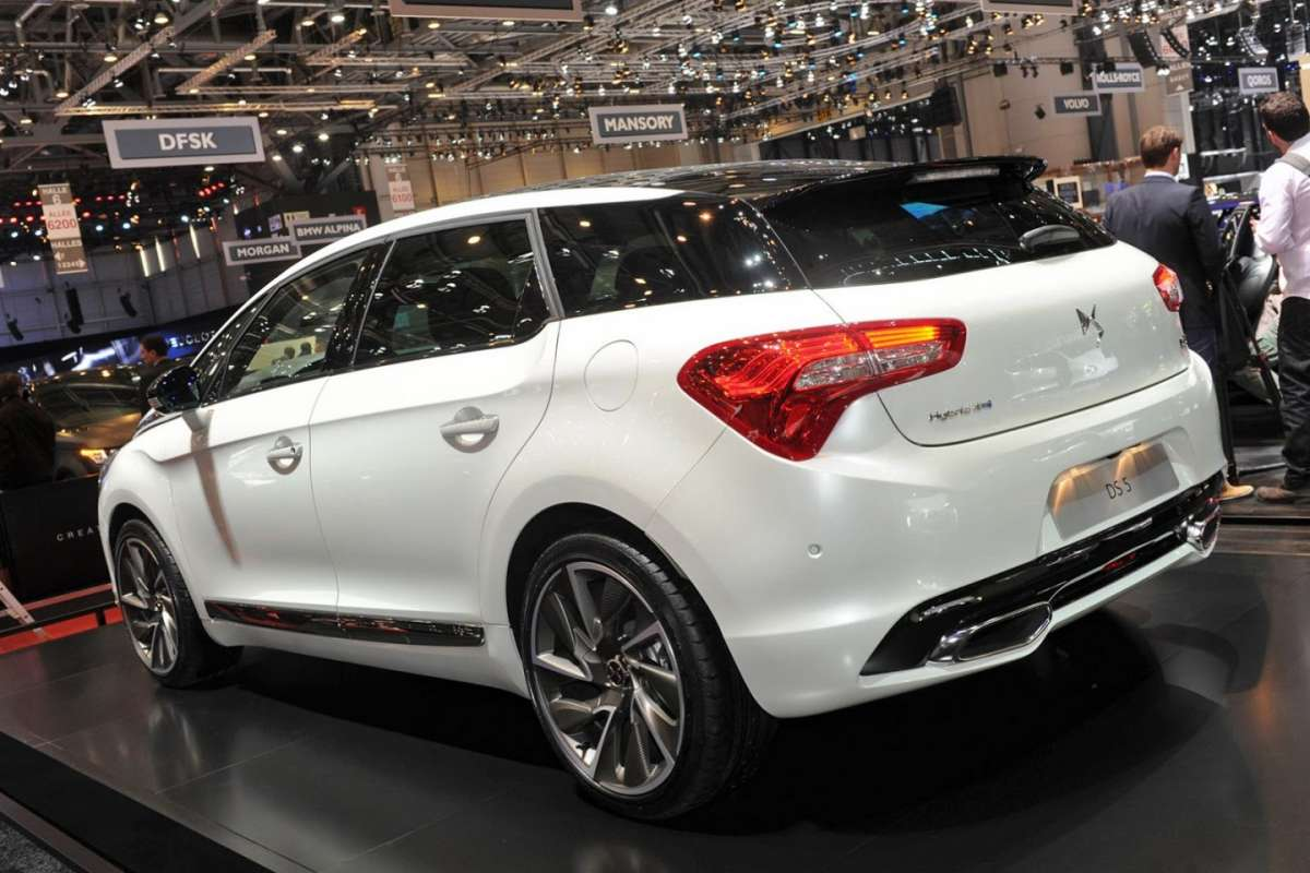 DS5 restyling