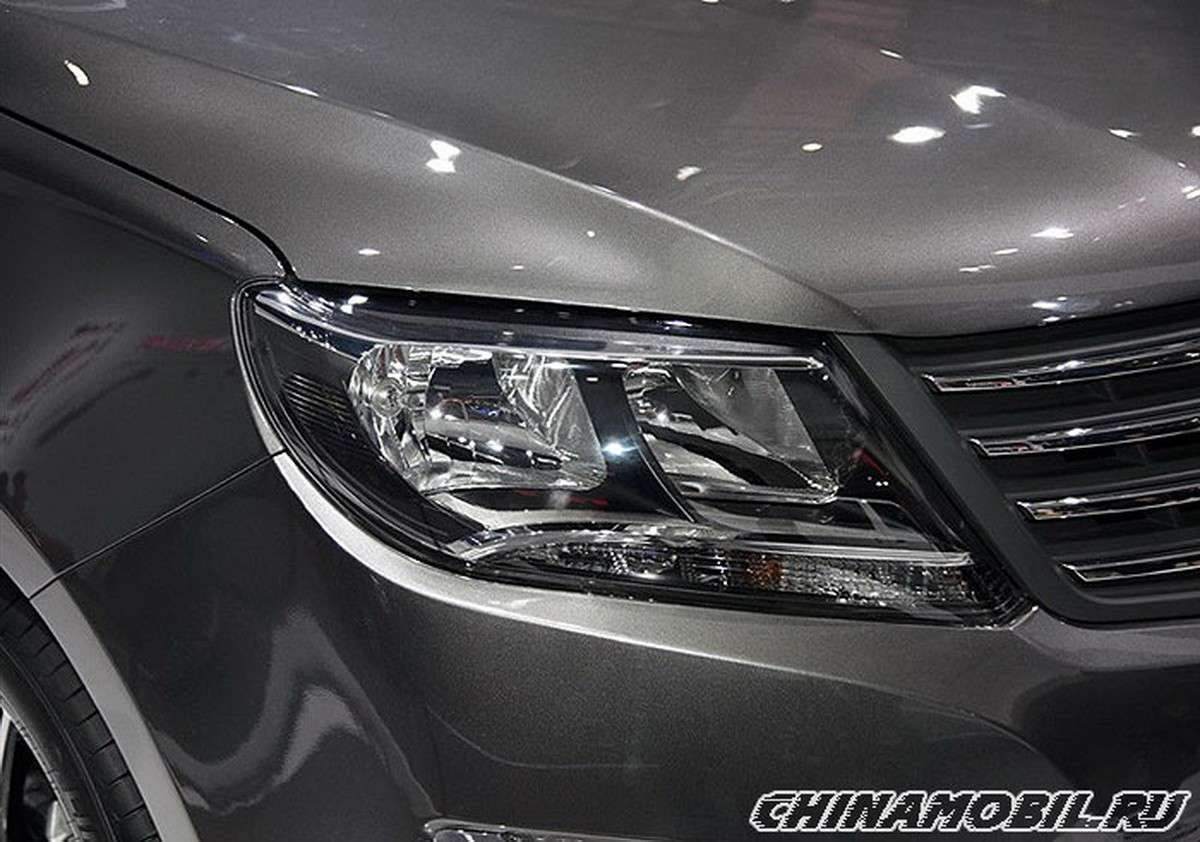 Dongfeng Fengxing S500 fanale