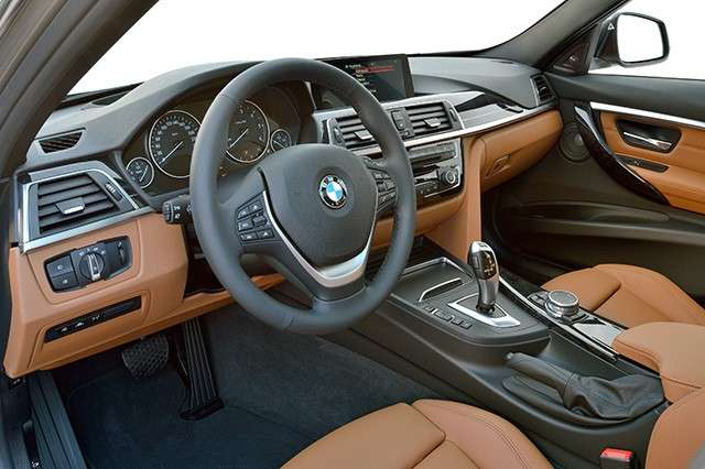 Cambio Steptronic di Bmw Serie 3 restyling 2015