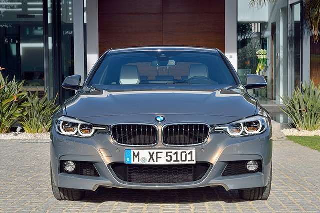 Bmw Serie 3 restyling 2015 335d xDrive