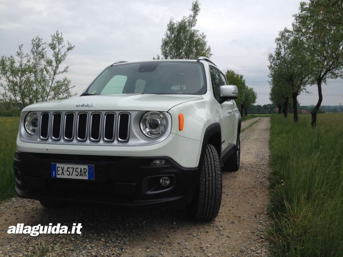 Jeep Renegade pianale Fiat 500X