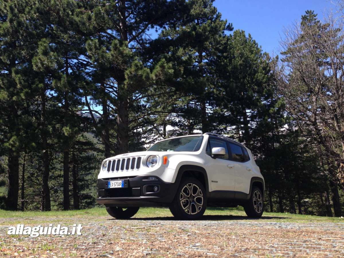 Jeep Renegade Limited AT 9 marce