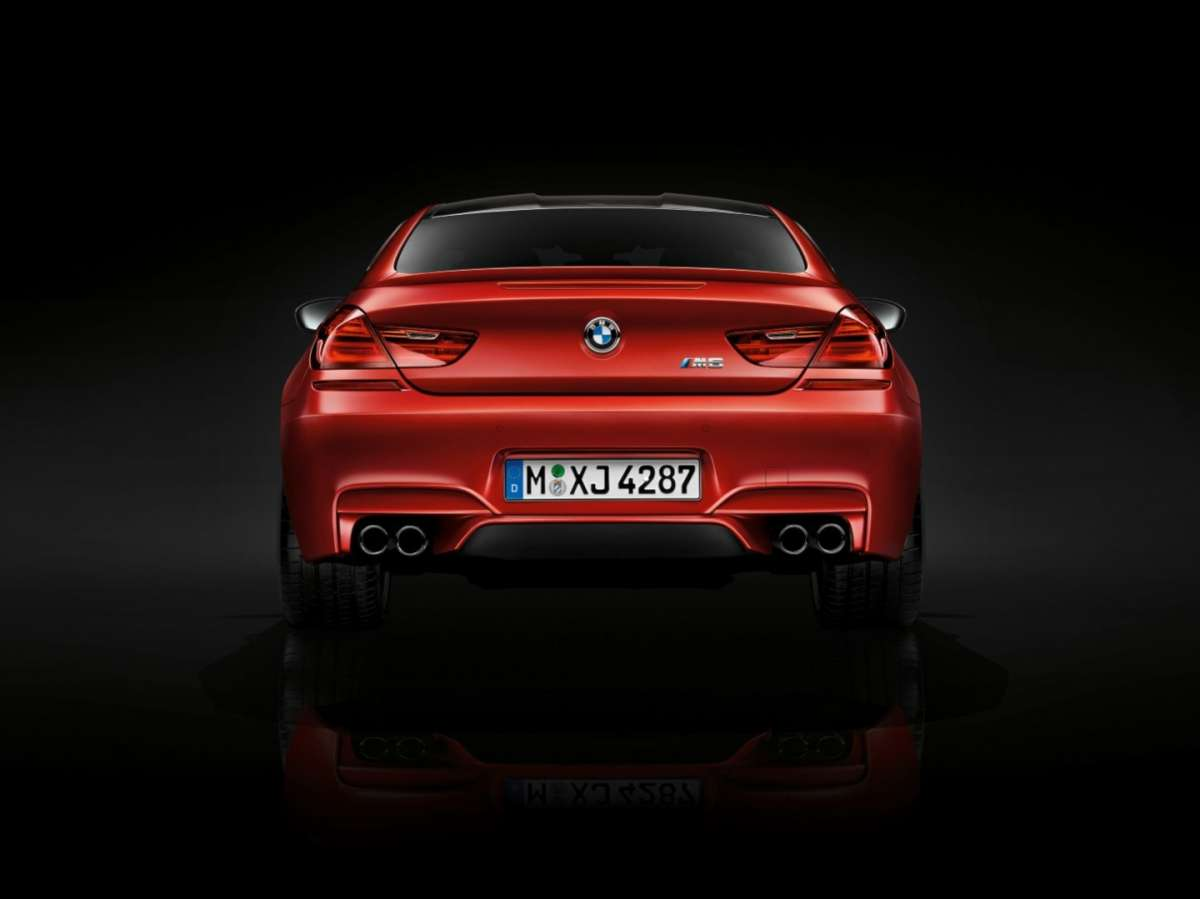 Scarichi di Bmw M6 Competition Package