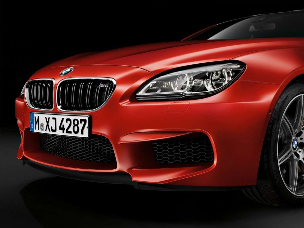 Caratteristiche dela Bmw M6 Competition Package