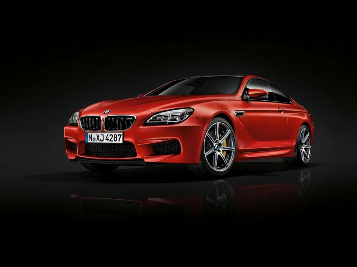 Bmw M6 Competition Package, uscita