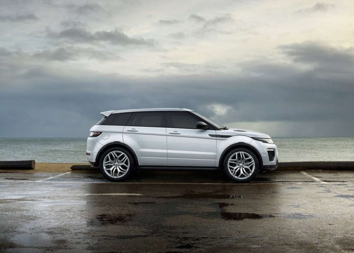 Land Rover Range Rover Evoque 2015 laterale