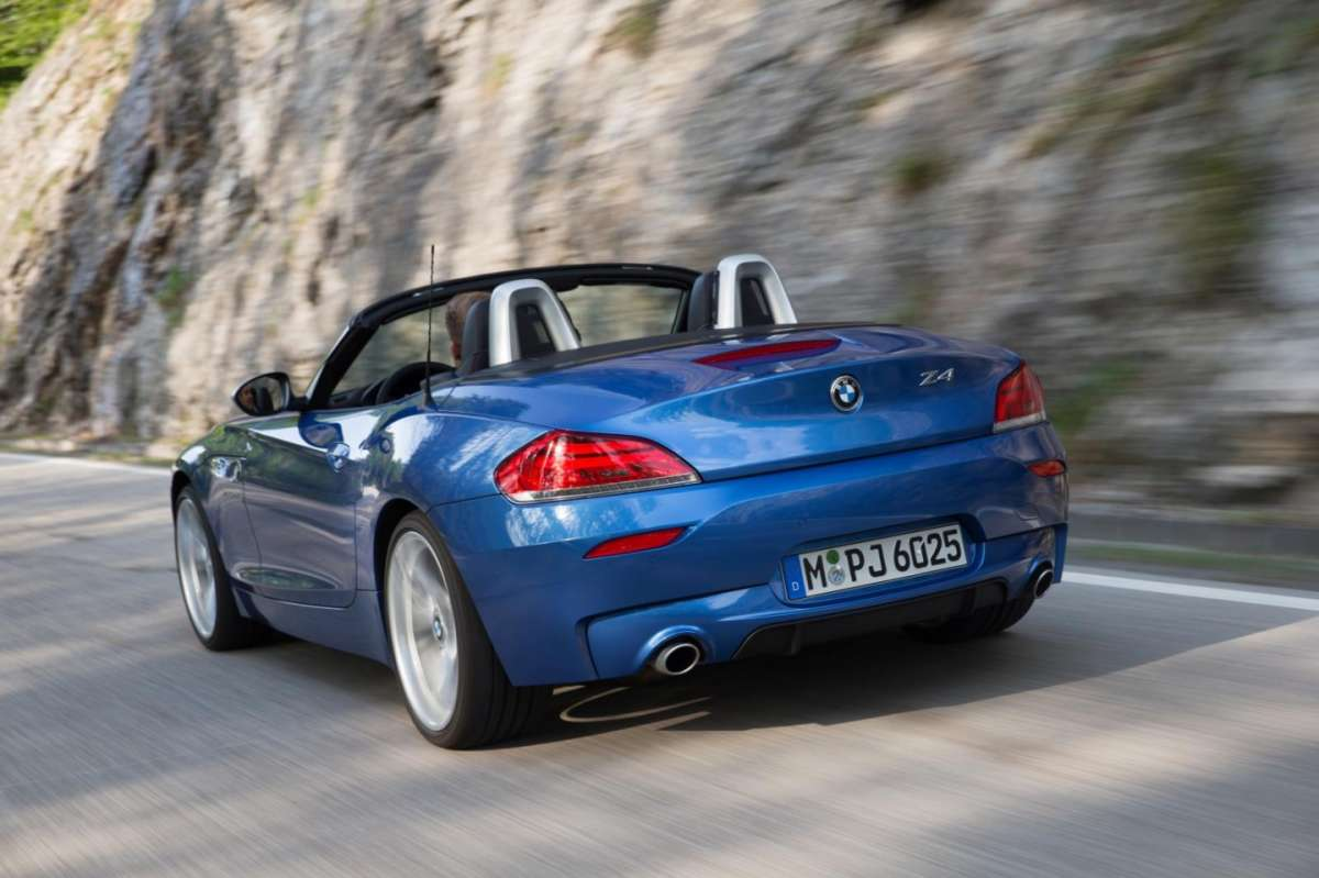 Z4 2015 Estoril Blue Metallic