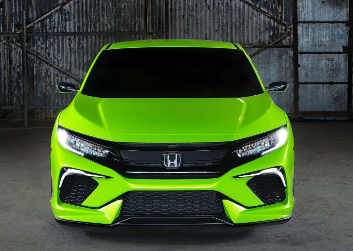 Honda Civic Concept coupé