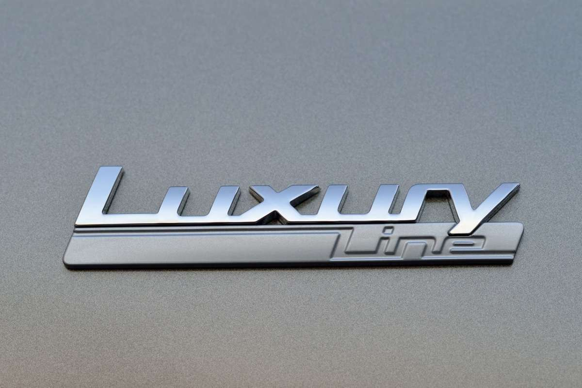 Logo Luxury
