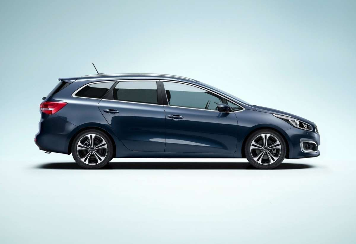 Kia Ceed restyling, uscita in estate