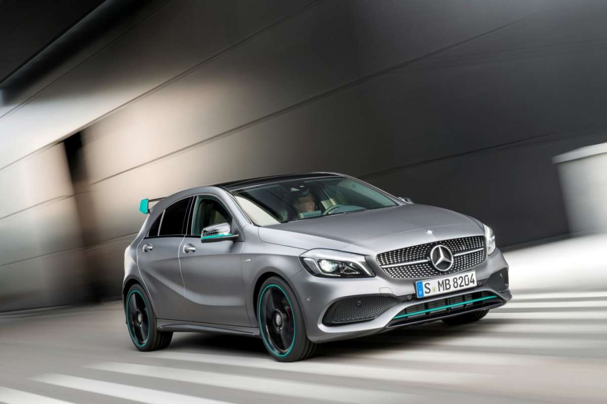 Mercedes A250 Motorsport Edition