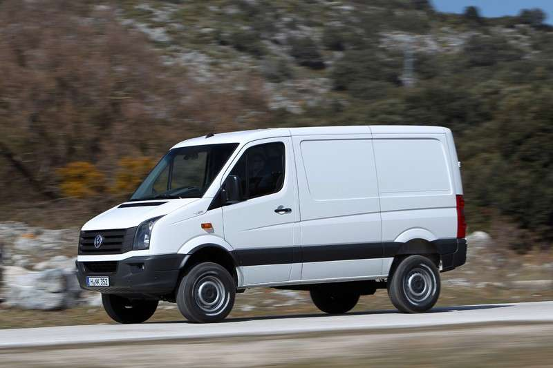 Crafter 4Motion bianco