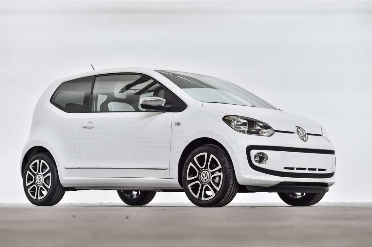 Volkswagen Up! Garage Italia Customs