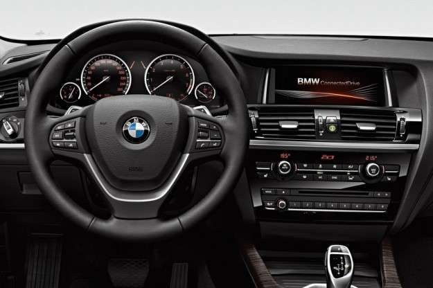 BMW X3 interni