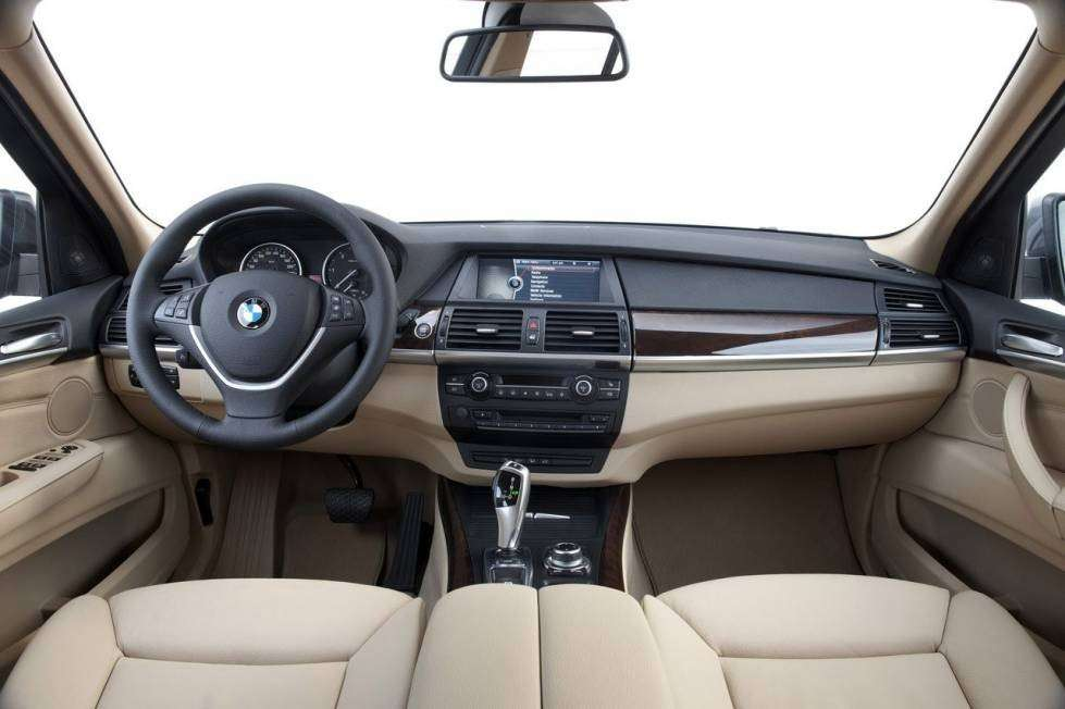 BMW X5 interni