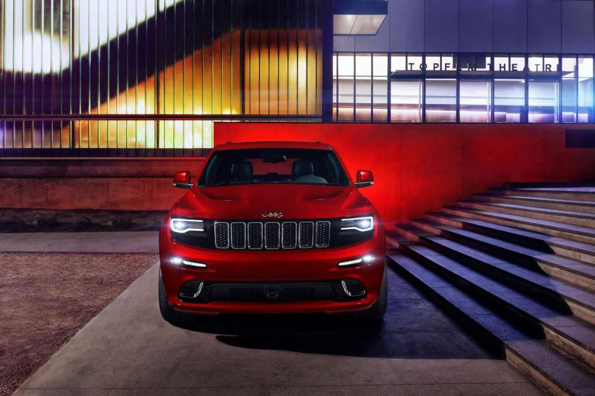 Prezzo Jeep Grand Cherokee SRT8