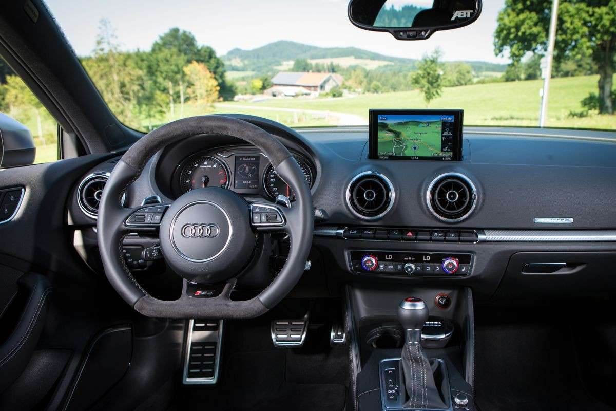 Audi RS3 Sportback ABT interni