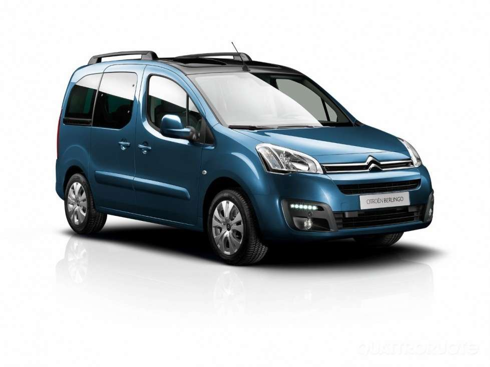 Citroen Berlingo Multispace 2015 al Salone di Francoforte 2015