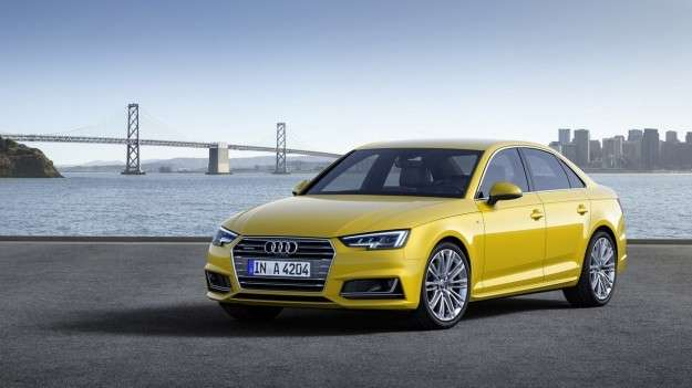 World Car of the Year 2016, le finaliste