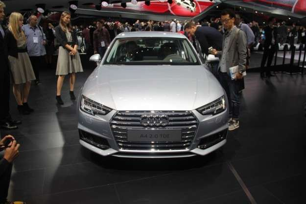 frontale audi a4 2015