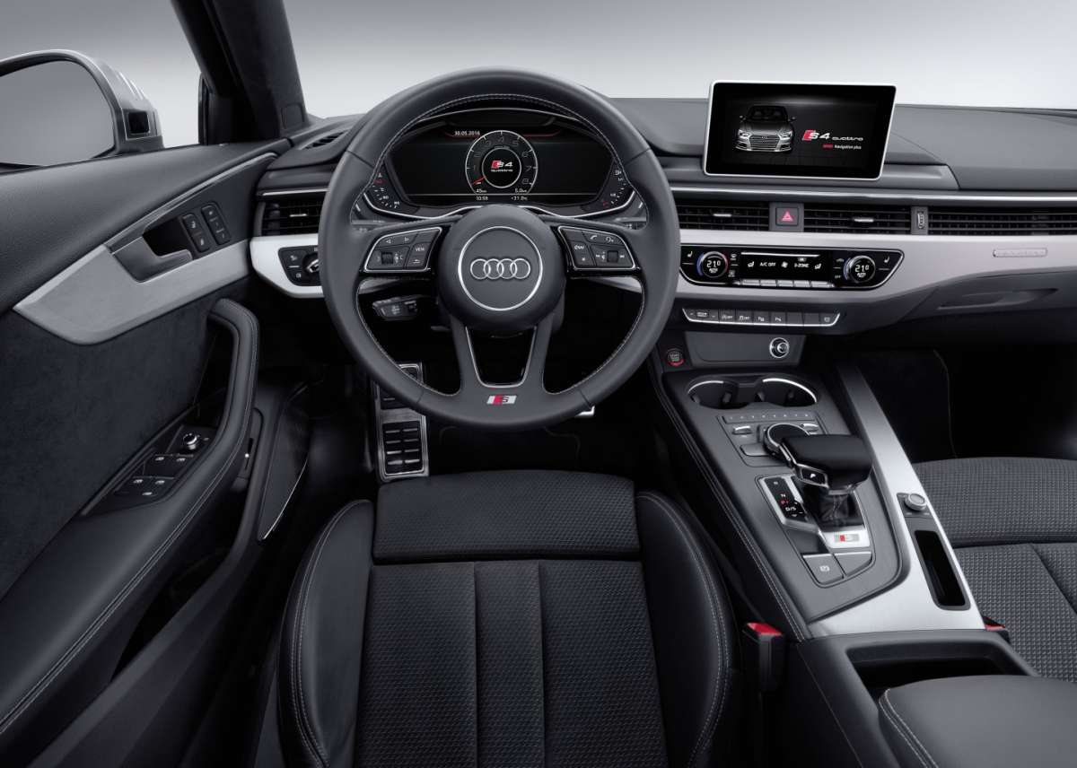 Audi Virtual Cockpit su nuova Audi S4
