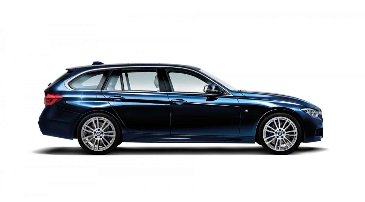 Bmw Serie 3 40 Years Edition blu Tanzanite