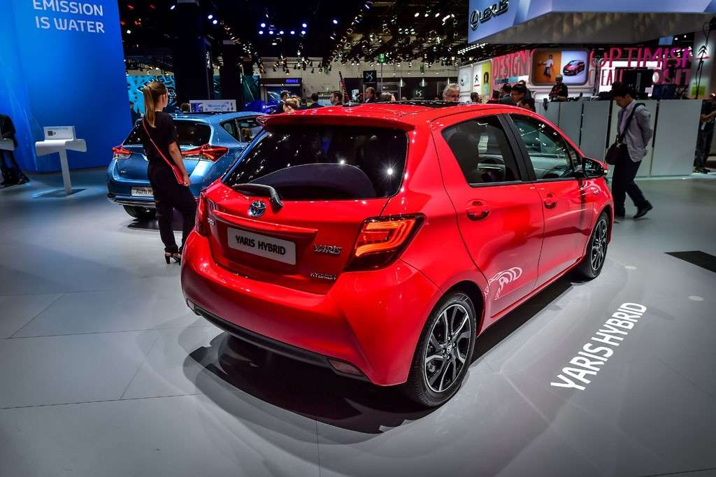 Yaris: sicurezza Safety Sense
