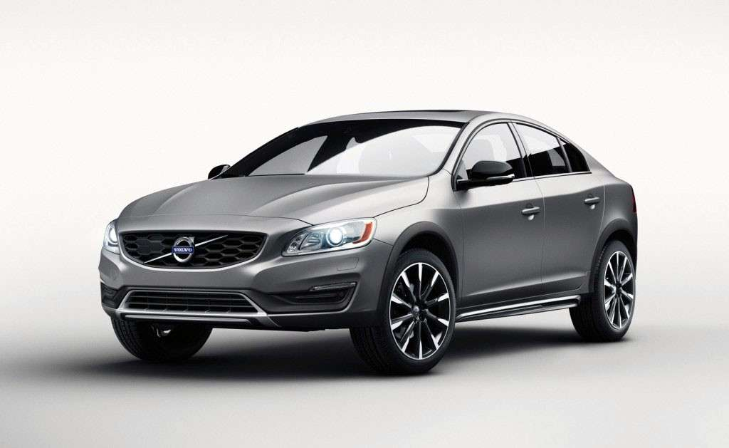 Volvo S60 Cross Country 2016: per la vacanza