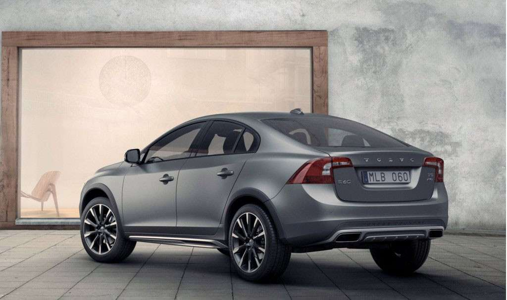 Volvo S60 Cross Country 2016: va dappertutto