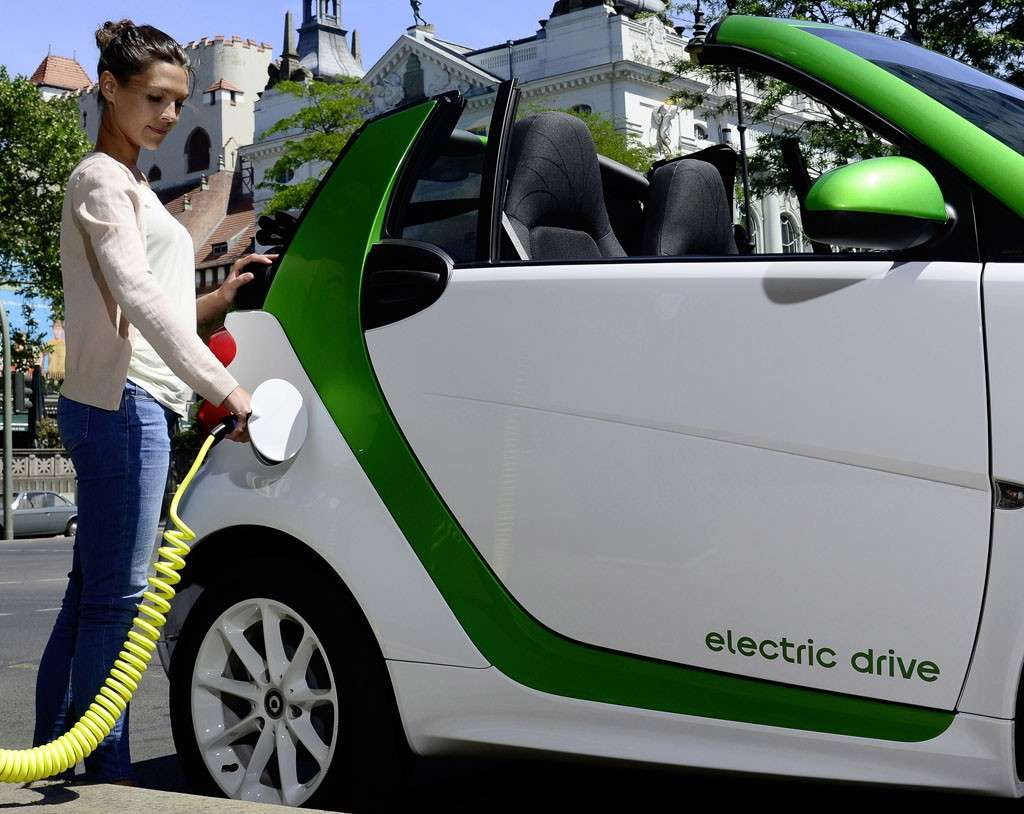 Smart Electrive Drive 2016: powered by Renault