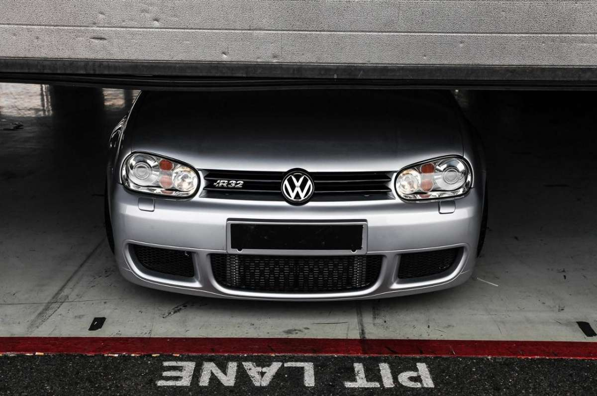 Volkswagen Golf R32 IV tuning HPerformance