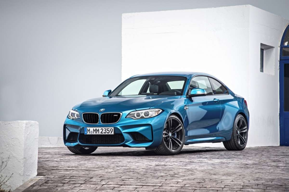 BMW M2 Coupe 2016